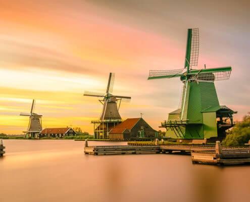 groepsreis nederland