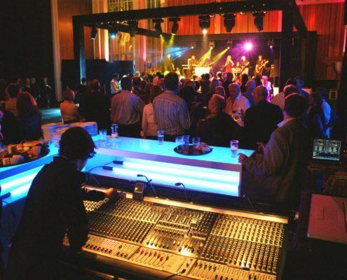 geluid evenement